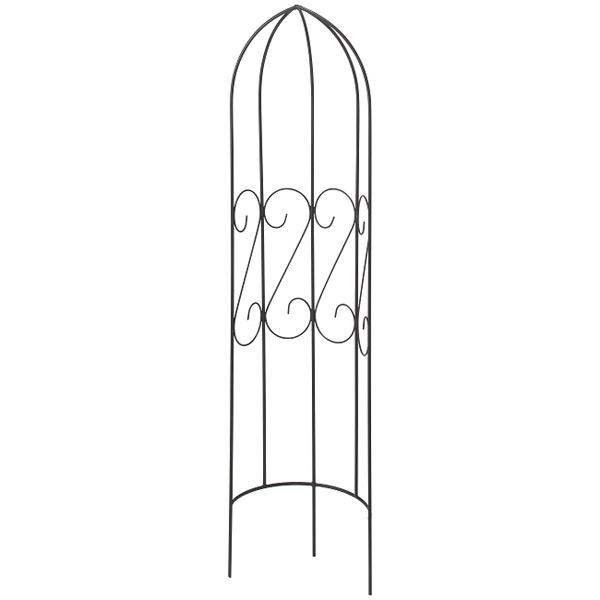 アールトレリスS 4本セット(幅39cm、高さ150cm)