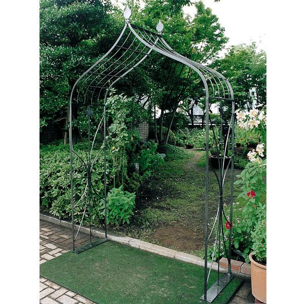 ガーデンアーチB型(幅158cm、高さ249cm)
