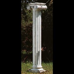 イタリア製石像円柱:イオニカA