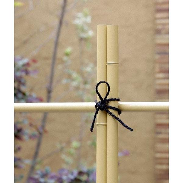 エコ竹 直径1.3cm 長さ183cm 20本セット