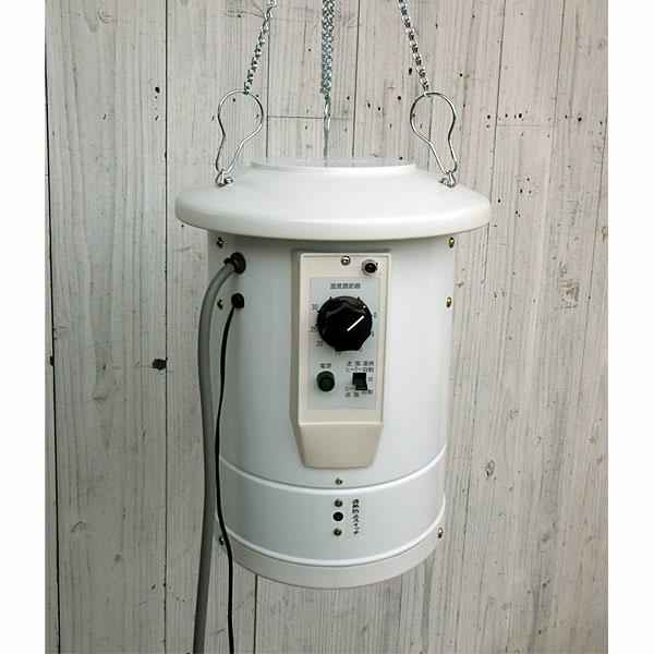 電気温風器サンヒートSF-2005A-T(三相)2000W