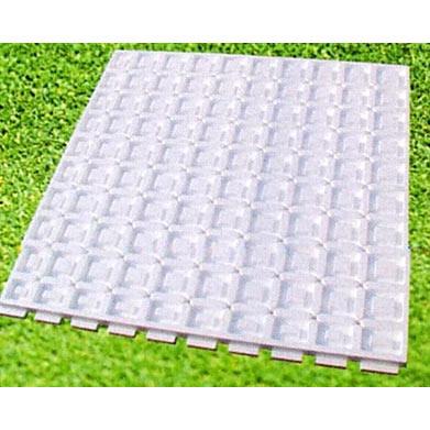 エコロベース保水排水マット25(100×100×2.5cm)21枚セット(屋上緑化用)