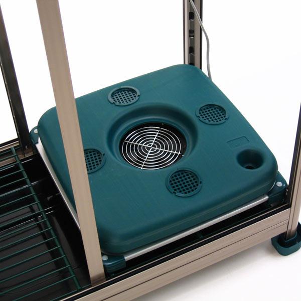 加温加湿器FHM-PH50(室内・外温室両用)