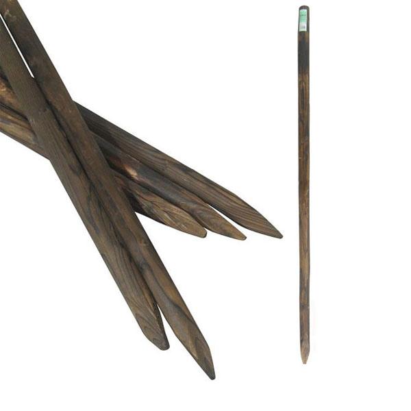 細先杭焼磨 長さ150cm直径5cm 20本セット