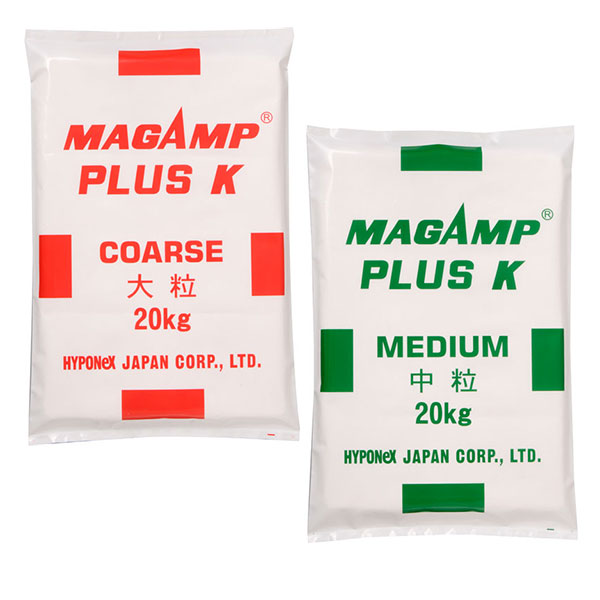 緩効性肥料:マグァンプK(6-40-6-15)20kg入り