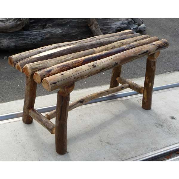 流木ベンチ(幅80cm)
