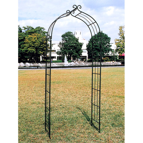 ガーデンアーチD型(109cm、高さ225cm)
