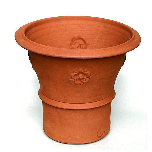 Willow Potteryの鉢 トゥスカン デコレーテッド:TD3 直径37cm