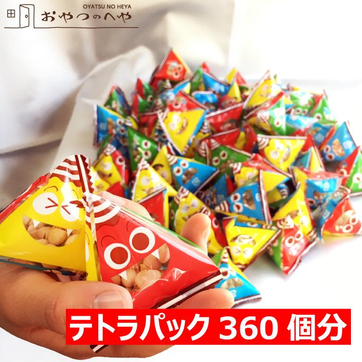 節分 北海道産大豆 100%使用 福豆 大鬼ぱっくん テトラパック360個分 2019年12月20日出荷開始