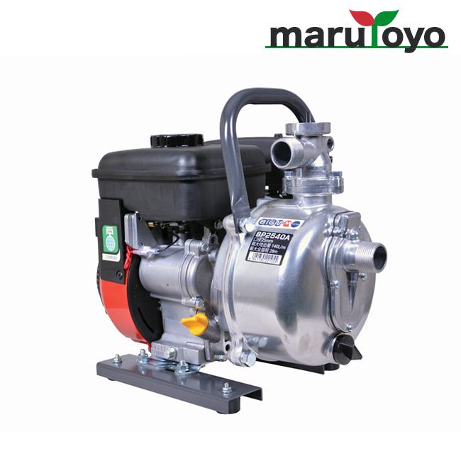 BIGM エンジンポンプ BP2540A 4サイクルエンジン 【マルヤマ】【丸山製作所】【ポンプ】【エンジン】