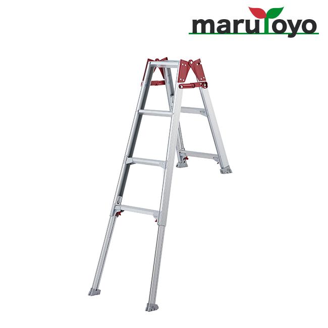 はしご兼用脚立 脚部伸縮式 RYE-12b【長谷川工業】【Hasegawa】【代引き不可】【メーカー直送品】