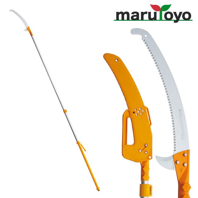 Silky ハヤテ-HAYATE 2段 420mm 【370-42】【高枝鋸】【シルキー】【鋸】【のこぎり】