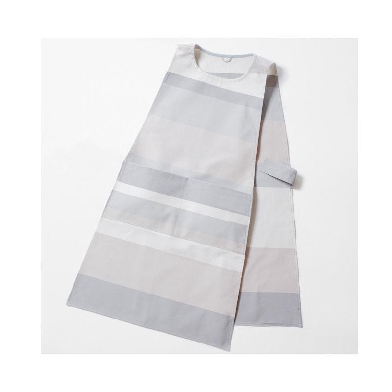 【送料無料】自由学園生活工芸研究所 プルオーバーエプロン 全身を包み込む洋服のようなエプロン