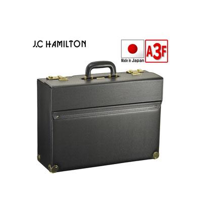 【送料無料】ジェイシーハミルトン J.C HAMILTON A3ファイル収納可能フライトケース A3F 20039 ビジネスバッグ