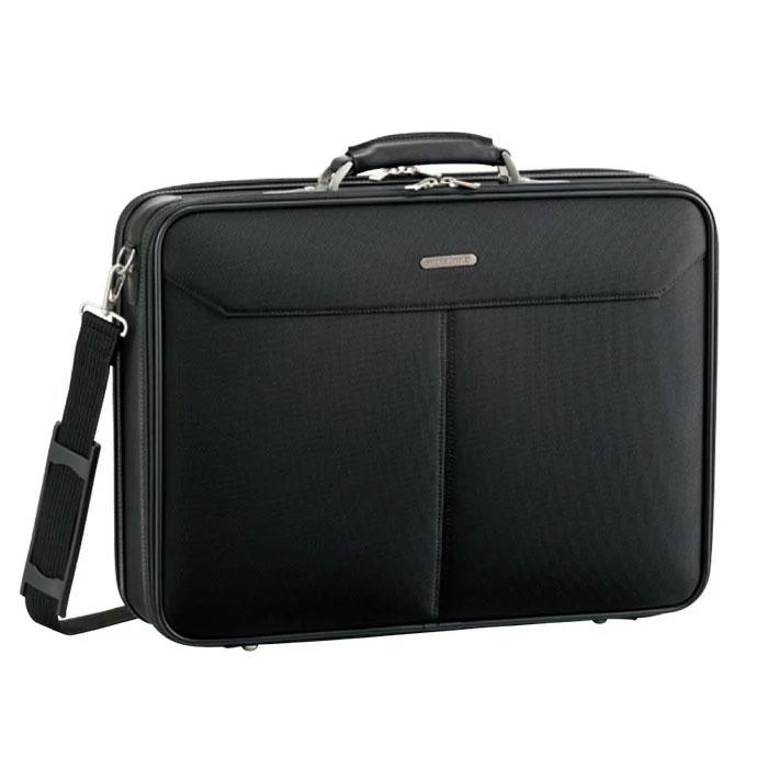 【送料無料】アタッシュケース A3 #21121 豊岡製鞄 メンズ A3ファイル ソフト 2室タイプ