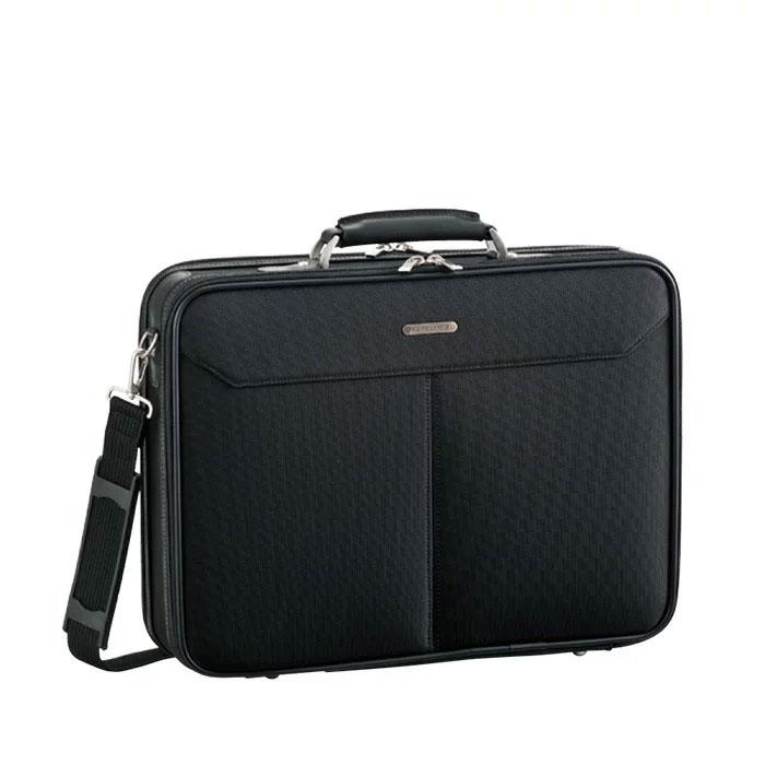 【送料無料】アタッシュケース B4ファイル #21122 豊岡製鞄 メンズ B4ファイル ソフト 2室タイプ