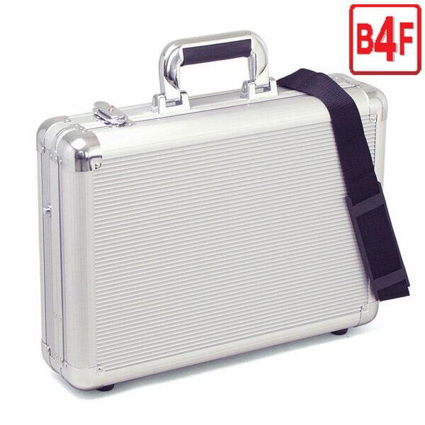 【送料無料】ブロンプトン BROMPTONアルミアタッシュケース B4F 43cm  #21197  フライトケース パイロットケース