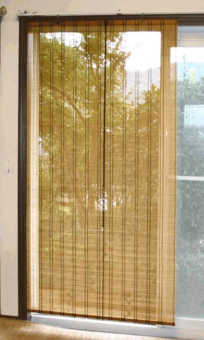 【送料無料】竹ヒゴすだれ 千鳥節・一本返し SUIWATO88 掛けるだけで見た目にも涼しげな風情が感じられます