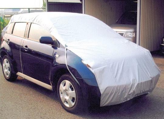【送料無料】パックインハーフカバー1型 <全8サイズ> 【車カバー 車のカバー ボディカバー】