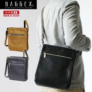 【大好評P5倍】【送料無料】BAGGEX バジェックス ミュンヘン ショルダーバッグMサイズ 13-1068