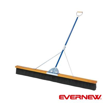 【送料無料】【EVERNEW エバニュー】コートブラシOM-120II EKE793 毛あしの長さを一定にしないことによりブラッシング時にブラシの暴れを抑える効果があります