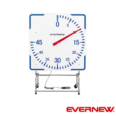 【メーカー直送のため代引き不可】【送料無料】【EVERNEW エバニュー】スポーツタイマーSTV-45LH EKE750受注生産品につきお届けまで約15日程かかります。
