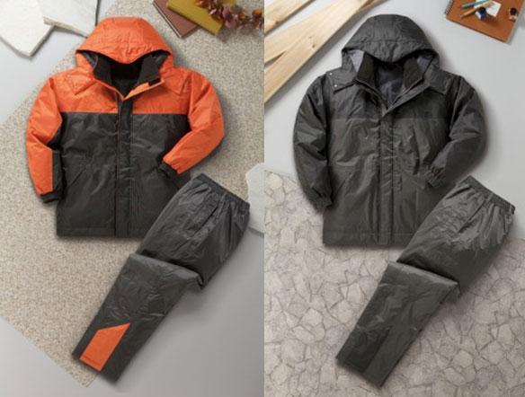 【大好評P10倍】【送料無料】【NORTH CLIMB ノースクライム】防水防寒スーツ C962501