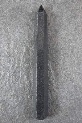 H&E社ブラックアゼツライト(AZOZEO) 100mmワンド