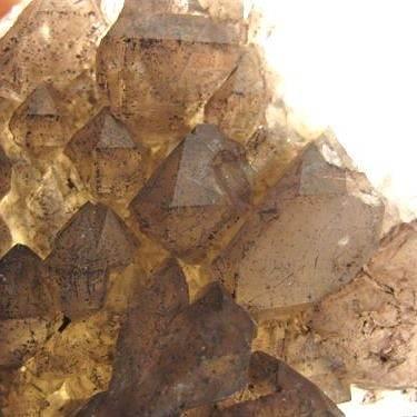 アメジスト エレスチャル 原石