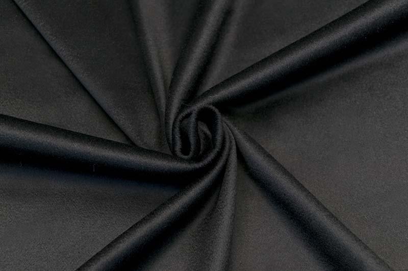イタリア製ピュア・カシミアビーバー仕上げジャケット着分1.8m単位 生地・布
