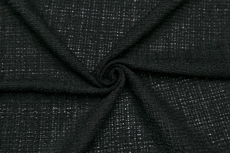フランス製【LESAGE/ルサージュ】コットン・ブレンドファンシーツイードジャケット分1.6m単位 生地・布