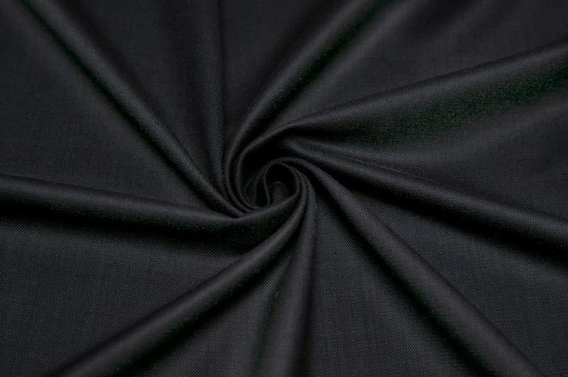 イタリア製 輸入生地ウール・シルク・カシミアスーパー180'sツイル織り2.5m単位 生地・布