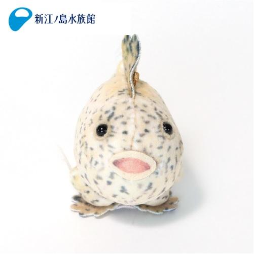 【数量限定】<br>フェリシモ YOU+MORE! × 新江ノ島水族館 フウセンウオマスコット<オス>