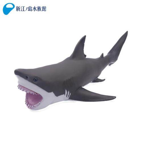 ビニールモデル ホホジロザメ