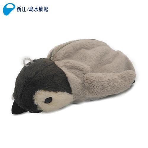 ワイルドアニマルペンケース ペンギンちゃん