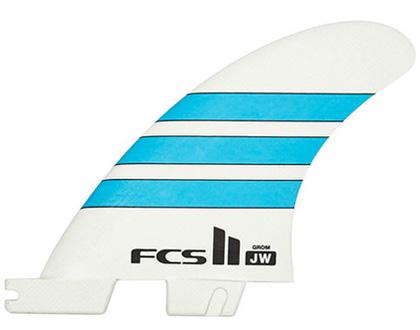FCSフィン・FCS2ボックス用・JULLIAN WILSON PG・GROMサイズトライフィンセット