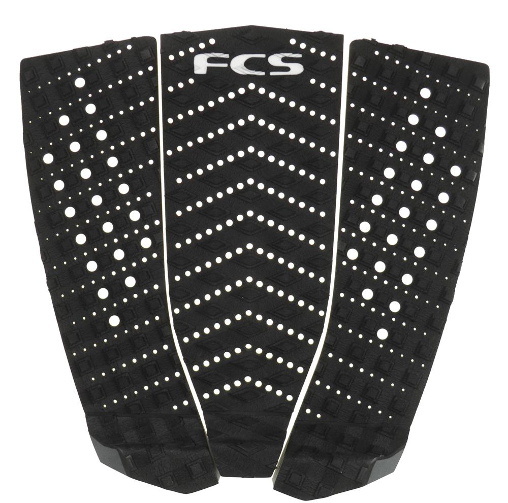 エッセンシャルシリーズ FCS 贈物 エフシーエス デッキパッド BLACK 大規模セール WIDE T-3