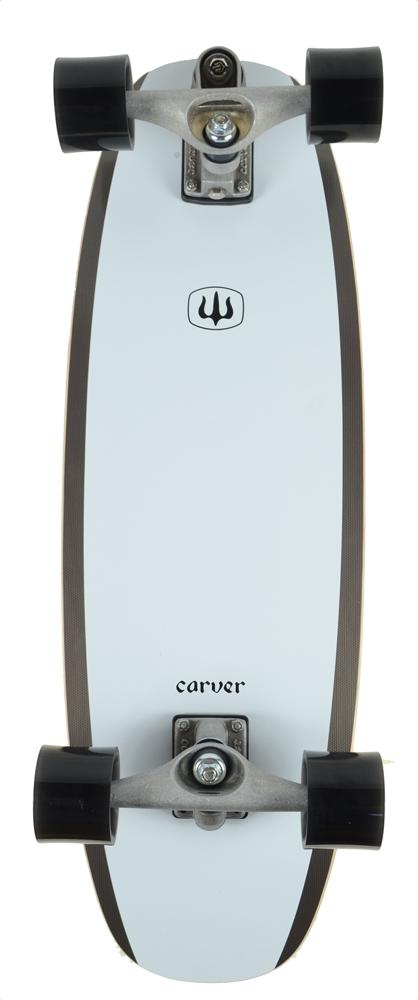 CARVER(カーバー)スケートボード 日本正規品 PROTEUS BASALT RAIL 30.50インチ  C7トラックコンプリート