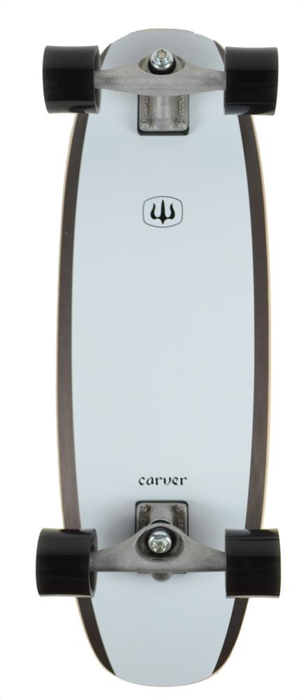 CARVER(カーバー)スケートボード 日本正規品 PROTEUS BASALT RAIL 30.5インチ  CX4トラックコンプリート