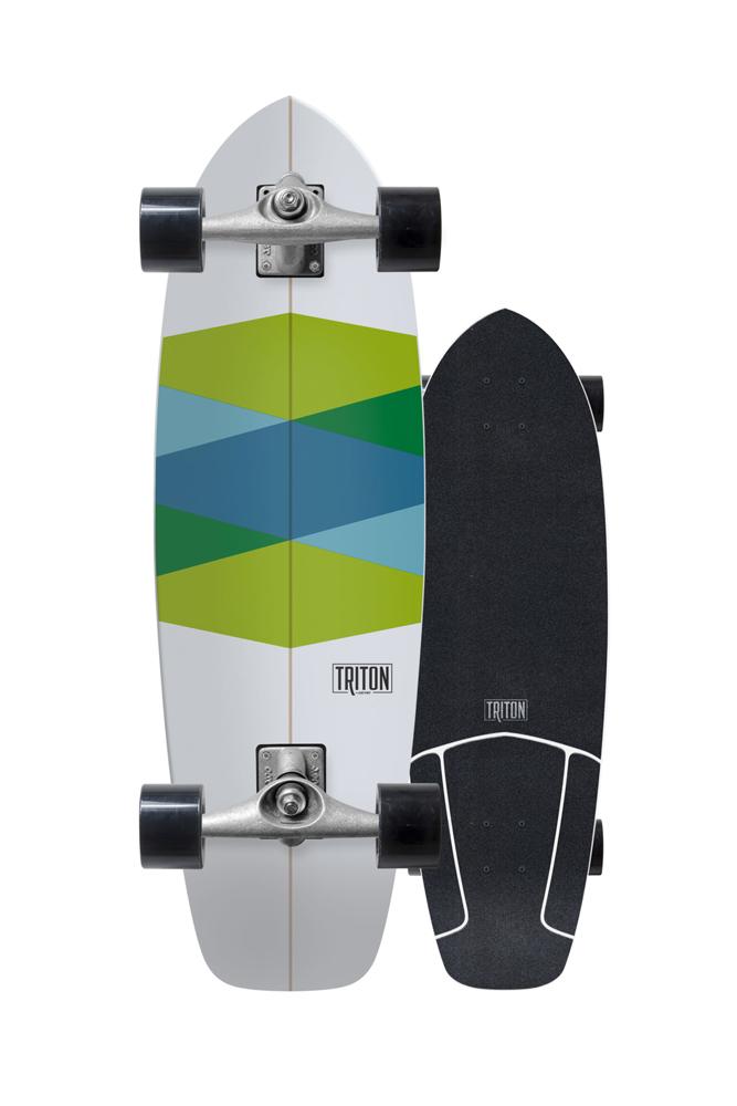 CARVER(カーバー)スケートボード 日本正規品 TRITON(トライトン)シリーズ 32.5