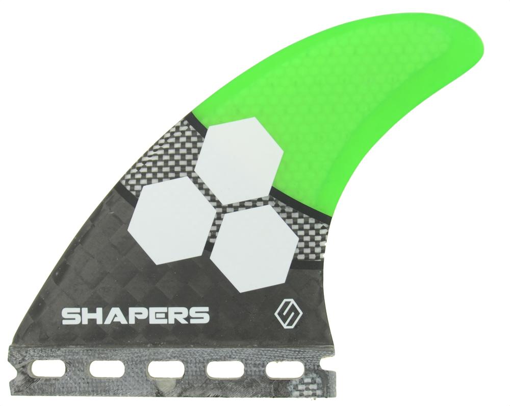 SHAPERSサーフボード用フィン AM1 FUTUREボックス用