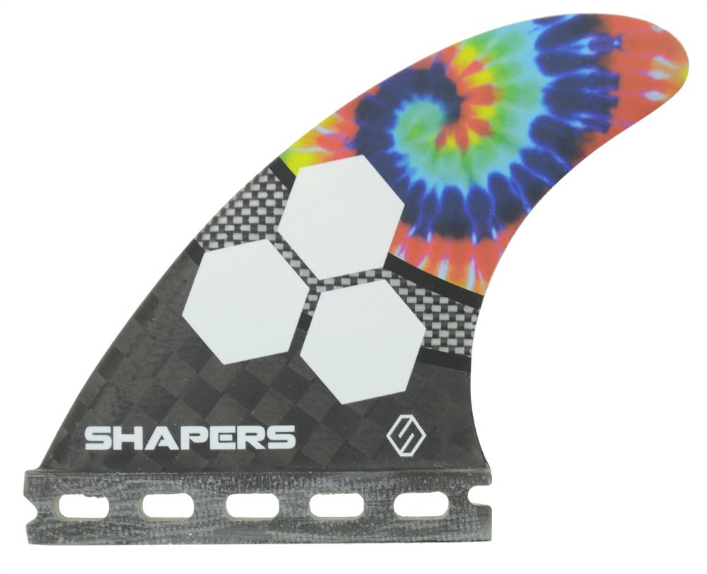SHAPERSサーフボード用フィン AM3 FUTUREボックス用