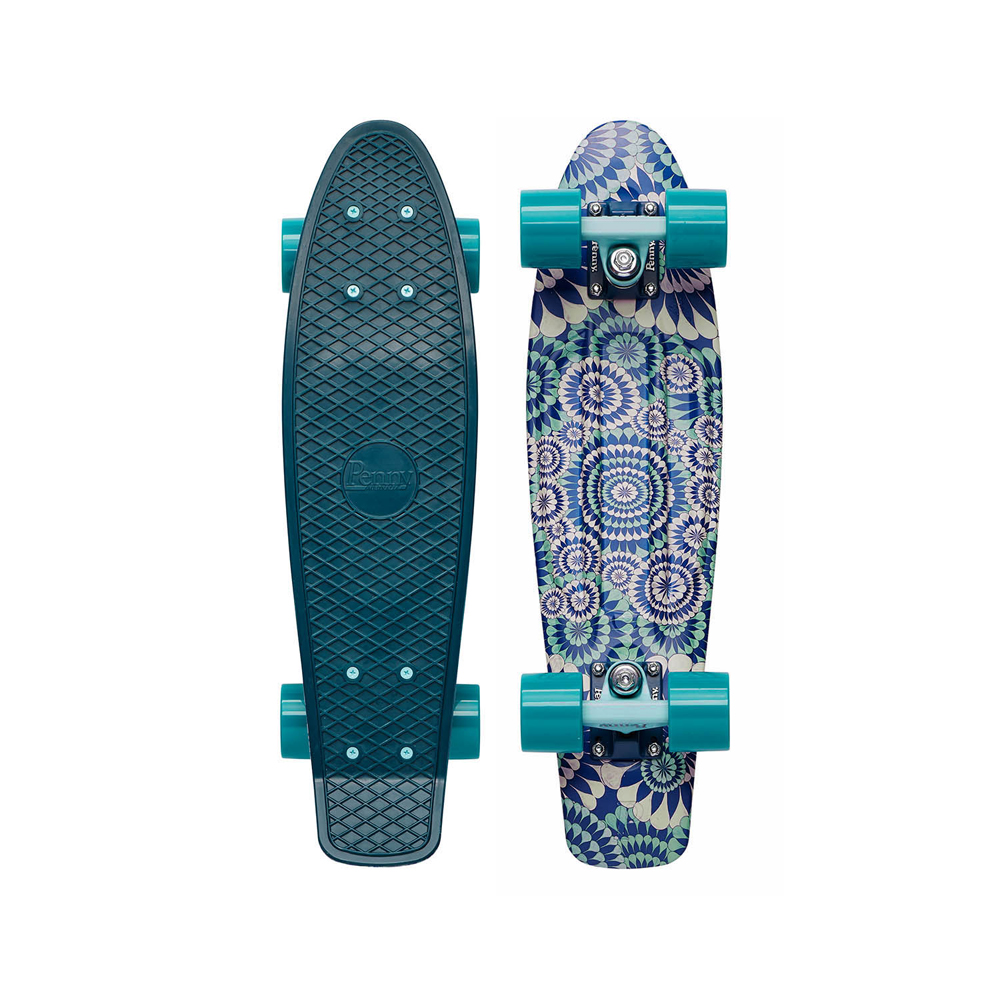 PENNY skateboard(スケートボード)22inch・アーティストコラボモデル ALTHEA