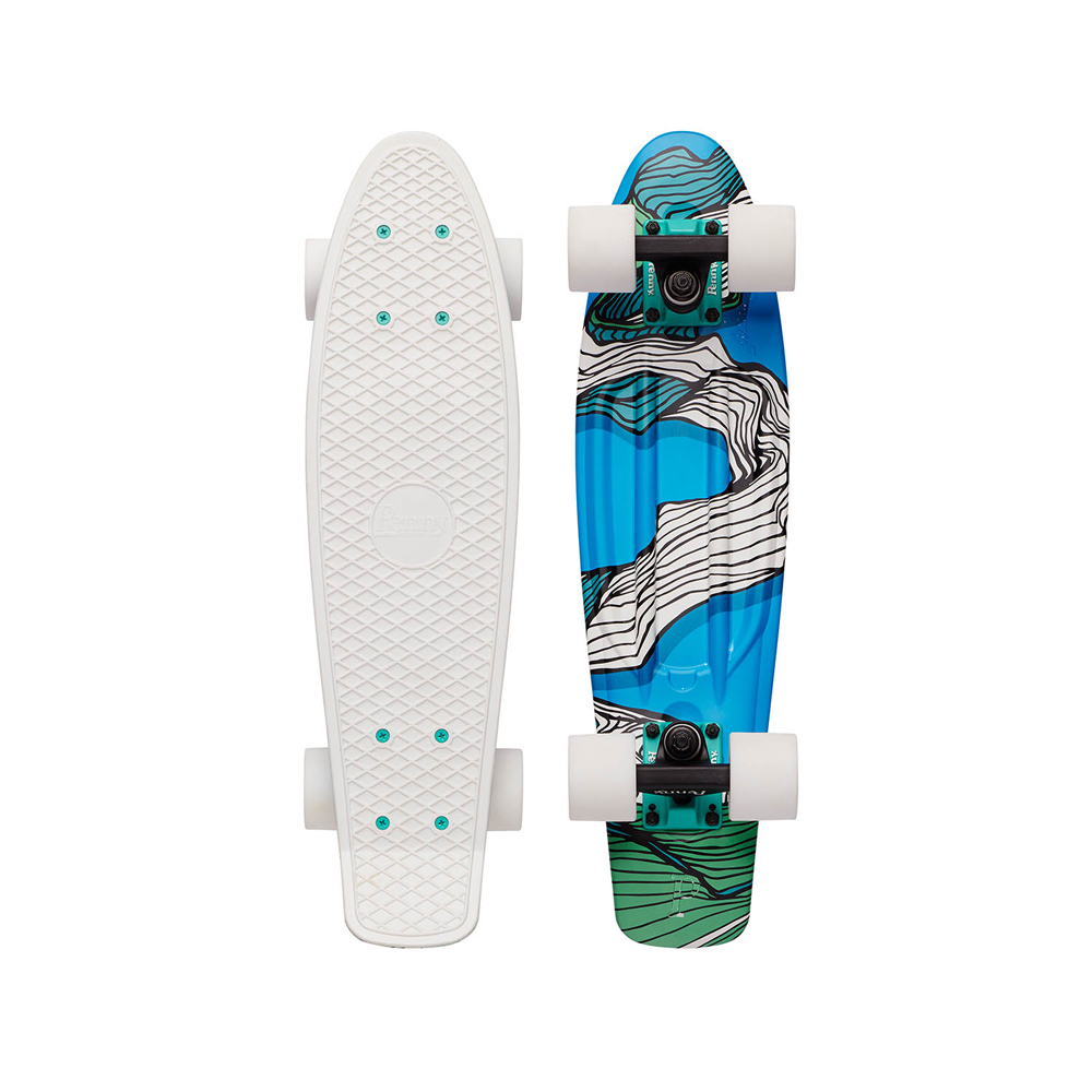 PENNY skateboard(スケートボード)22inch・グラフィックシリーズ MAKAHA