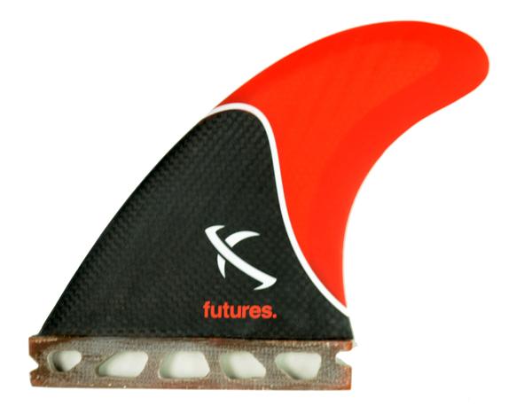 FUTURE(フューチャー)サーフボード用フィン・RTM-HEX-LOST MEDIUM