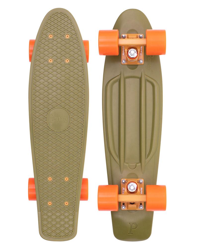PENNY skateboard(ペニースケートボード)22inch CLASSICS BURNT OLIVE