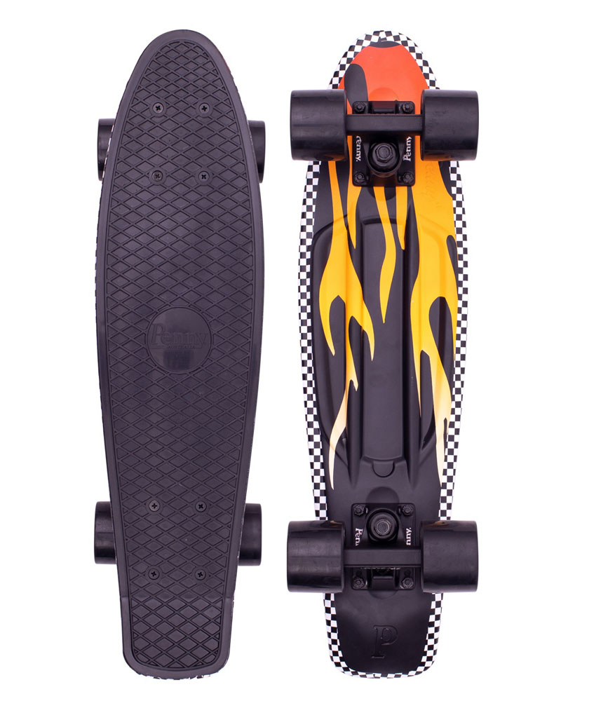 PENNY skateboard(ペニースケートボード)22inch GRAPHICS OPENROAD COLLECTION FLAME