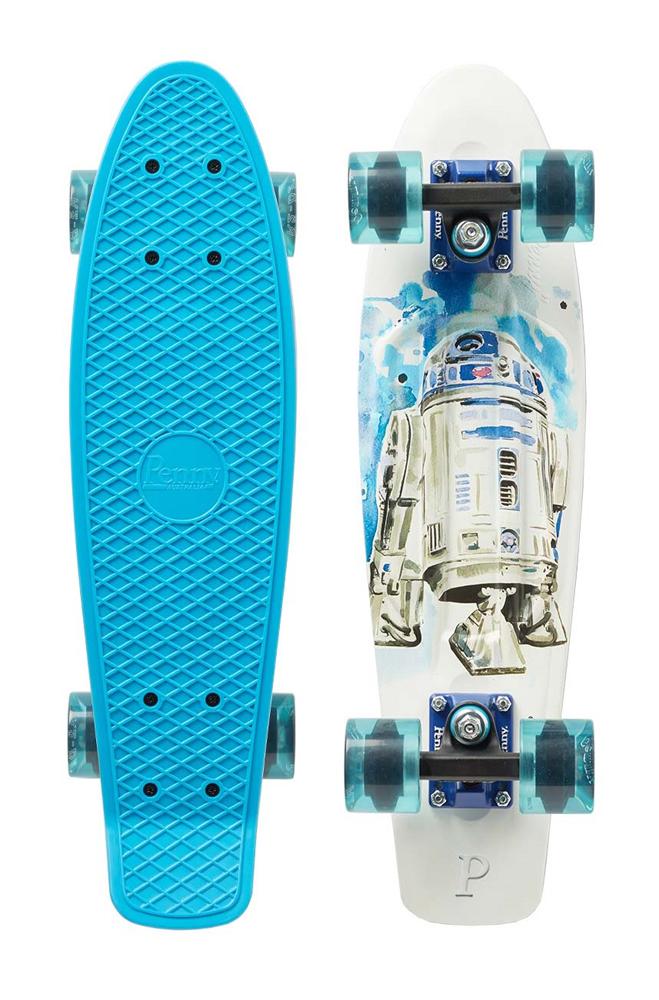 PENNY skateboard(スケートボード)オリジナル27inch・STARWARSコラボ R2D2