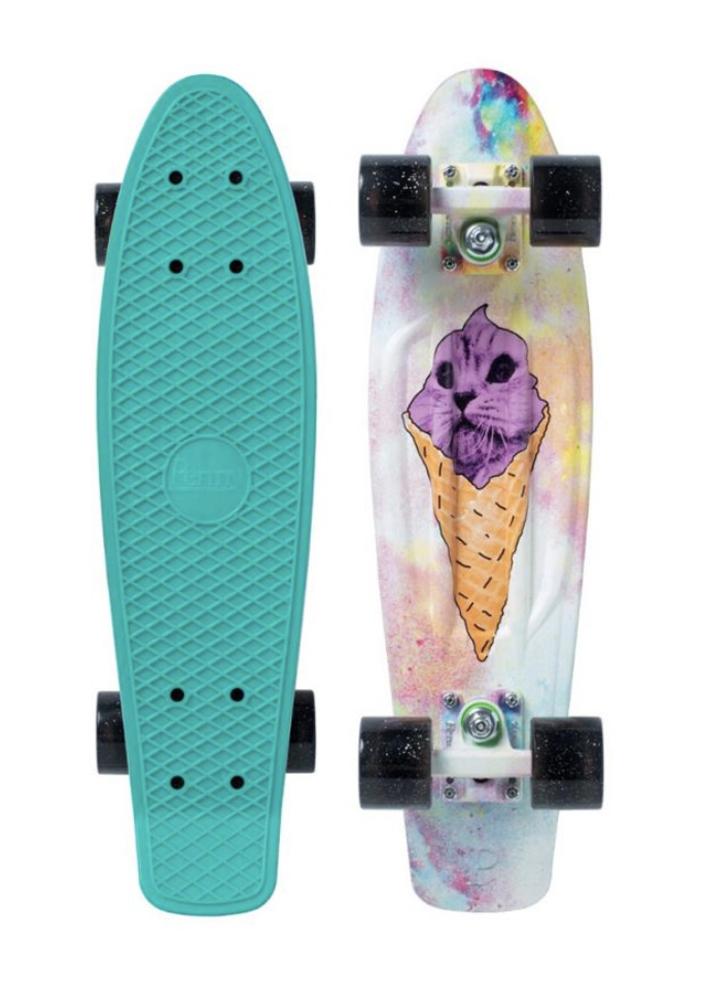 PENNY skateboard(スケートボード)オリジナル22inch・GRAPHICシリーズ KITTY CONE
