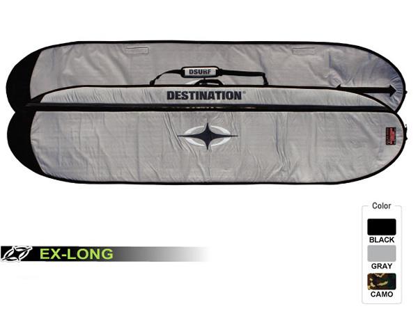 DESTINATION(デスティネーション)/サーフボード用ボードケース/EXPEDITION/9'6